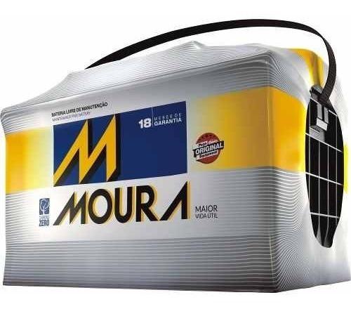 Batería Moura 12v 100amp/ Instalada Y Test Sistema Electrico