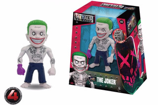 The Joker - Metal Die Cast - Suicide Squad