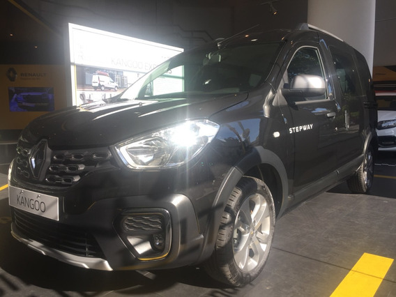 Renault Kangoo Stepway 1.5 Dci Año 2020 (ma)