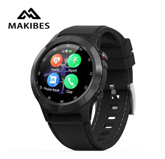 Relogio Makibes M4 Gps Integrado /multi Esportes/ Bluetooth