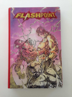 Flashpoint Comics Holograma