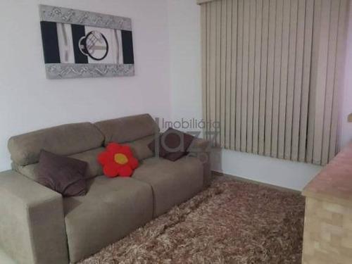 Apartamento Com 2 Dormitórios À Venda, 43 M² Por R$ 265.000,00 - Matão - Sumaré/sp - Ap2500