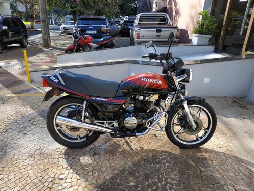 Honda Cb450 Dx 1988