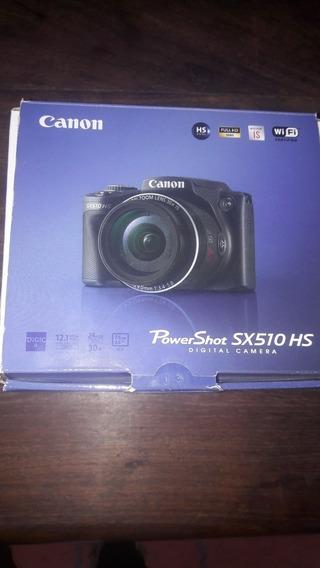 Vendo Cámara Canon Power Shot Sx510 Hs