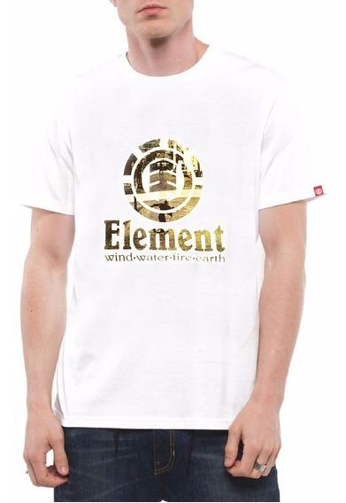 Remera Element Urbana Manga Corta