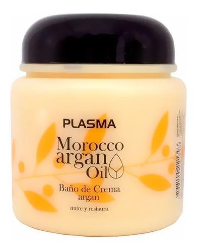 Baño De Crema Plasma Argan Morocco 350ml. Nice