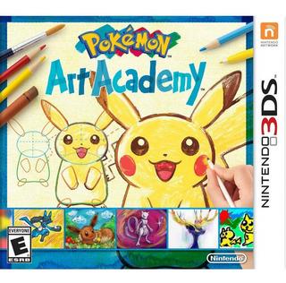 Pokémon Art Academy 3ds Nuevo * R G Gallery