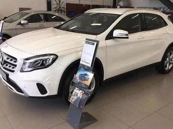 Mercedes-benz Gla 200 0km 2019