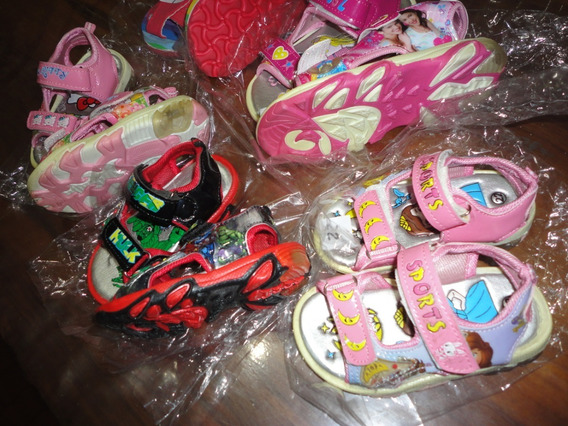 Sandalias Para Niñas/niño