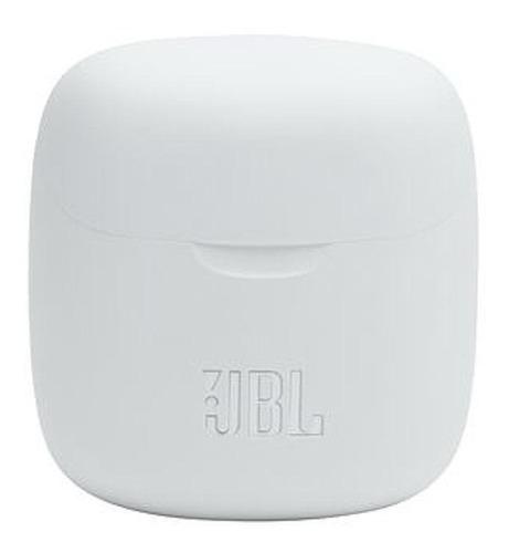 Fone de ouvido in-ear sem fio JBL Tune 225TWS white