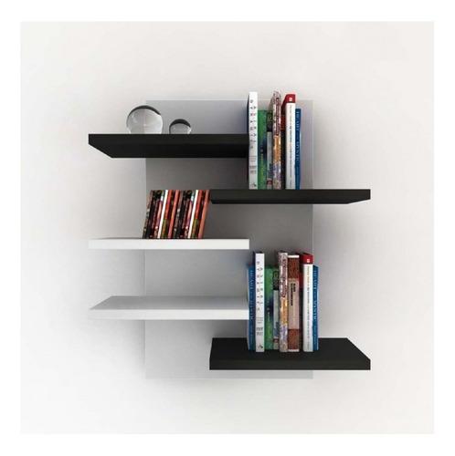 Estante Flotante Repisa Biblioteca  Decoración,mueble