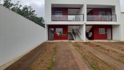 Apartamento Com Área Privativa Com 2 Quartos Para Comprar No Jardim Primavera Ii Em Sete Lagoas/mg - Vit4830
