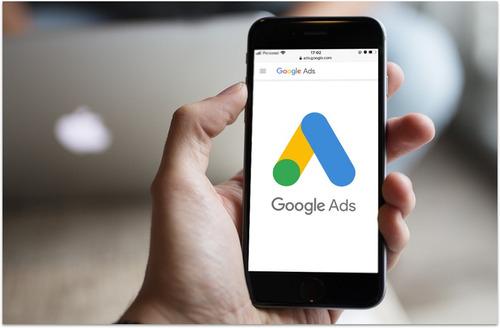 Imagem 1 de 1 de Google Ads - Criação De Campanhas - Pagamento Em 10 Vezes