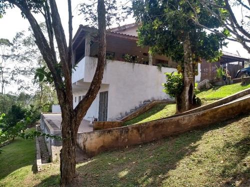 Imagem 1 de 14 de Chácara, Casa De Campo Suzano Excelente P/ Morar, Água E Luz