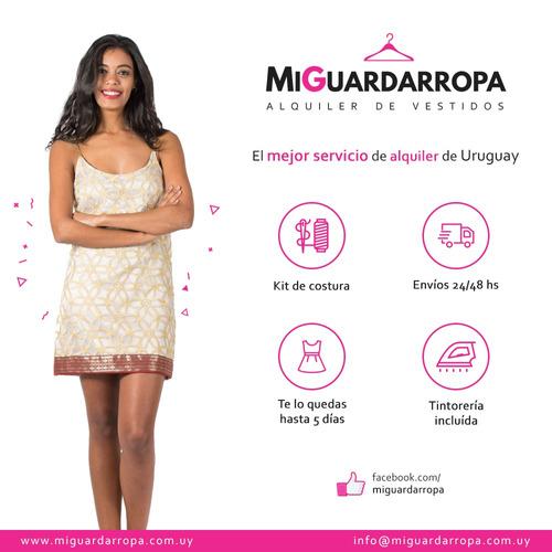 Alquiler De Vestidos De Fiesta Del Talle Xs Al Xxxl