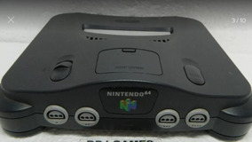 Nintendo 64 Funcionando N64