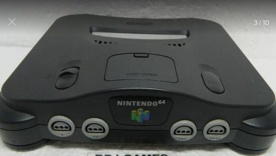 Nintendo 64 So Console