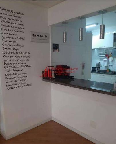 Apartamento Vila Bastos 2 Dorm - Venda - 1523