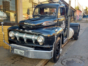 Ford F7 8 Big Job Coe Truck Motor Detroit 1952 Boca Sapo3100