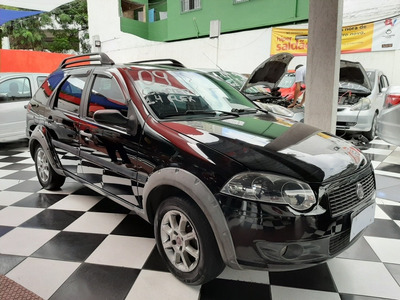 Fiat Palio Weekend 2009 1.4 Trekking Flex 5p