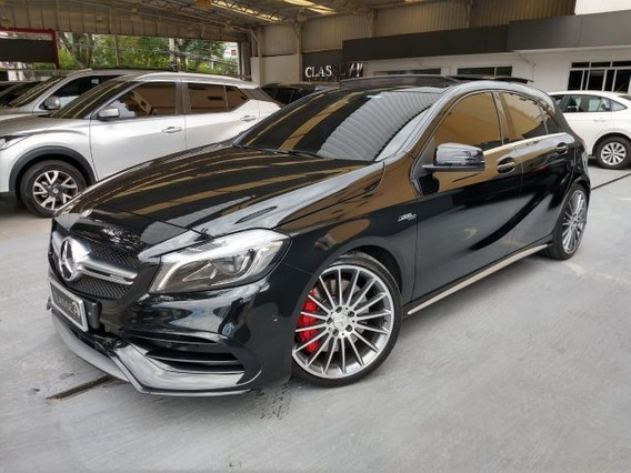 Mercedes-benz A 45 Amg 2.0 Turbo