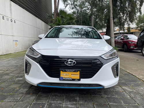 Imagen 1 de 9 de Hyundai Ioniq 2019 1.6 Limited Híbrido Piel At