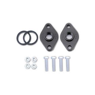 Grundfos 519601 3/4 Inch Gf 15/26 Cast Iron Flange Set