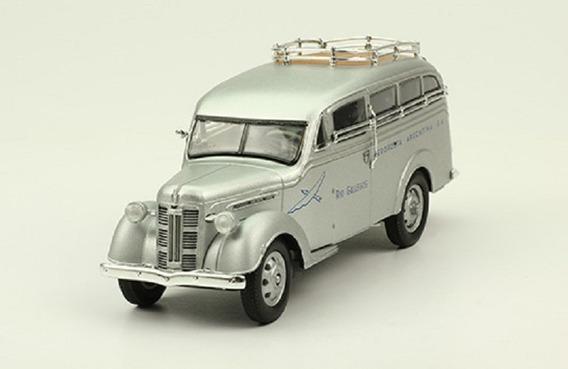 Gmc Van - Aeroposta (1938) 1/43 Servicio