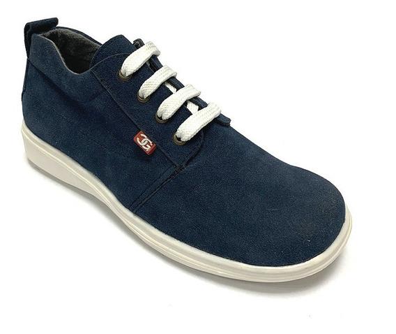 Zapatos Casuales Gigi Cavani Niño Azul Gc 1073 Corpez 26