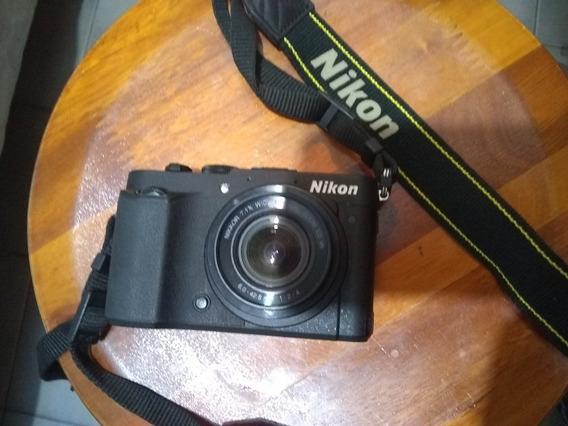 Câmera Nikon P7700 E Acessórios