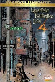Quarteto Fantastico 1234