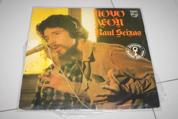 Raul Seixas - Novo Aeon Lp Mutantes Led Doors Stones Serguei