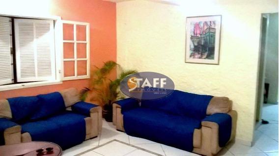 Bom Para Comércio - Casa Com 04 Dormitórios Para Aluguel Fixo, Locação Residencial E Locação Comercial; 315 M² - Bairro Centro - Cabo Frio-rj - Ca1263