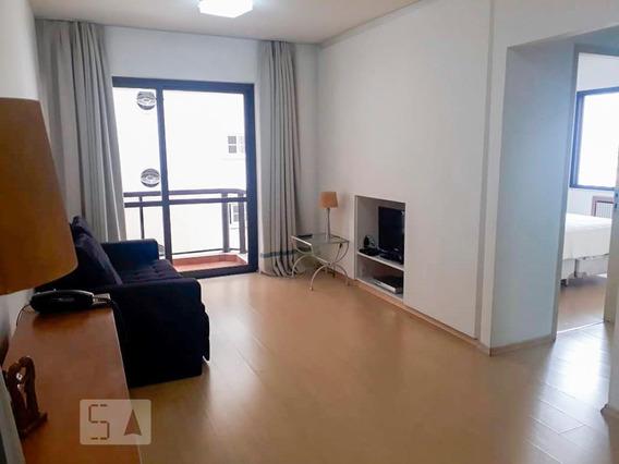 Apartamento Para Aluguel - Jardim Paulista, 1 Quarto, 40 - 893098465