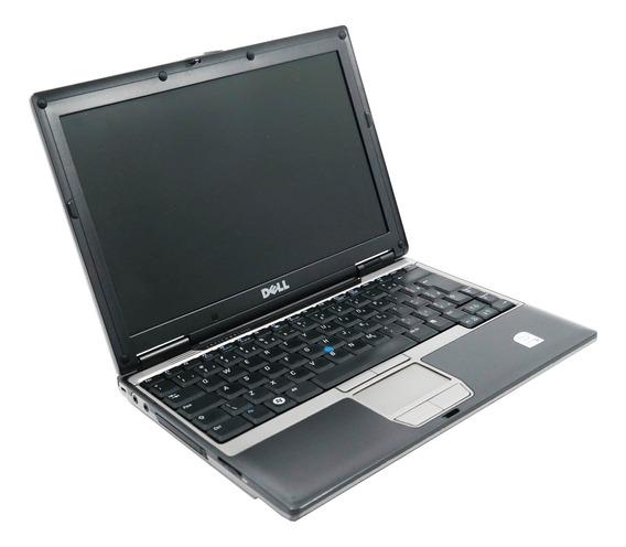 Notebook Dell Latitude D420 Intel 1.20 Hd60gb 2gb Saldão