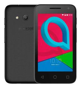 Smartphone Alcatel Pixi4, Preto, 4034e, Tela De 4 , 8gb, 8mp