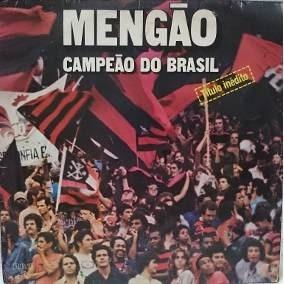 Flamengo Campeão Brasileiro 1980