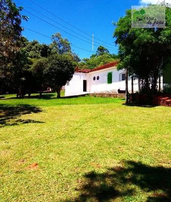 Chácara Com 8 Dormitórios Para Alugar, 16940000 M² Por R$ 10.000/mês - Chácara Do Pinhal - Cabreúva/sp - Ch0123