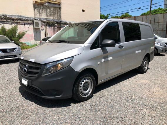 Mercedez Benz Vito Mixto Manual 5as