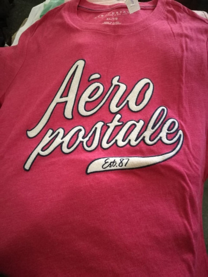 Remeras Aeropostale Originales Usa