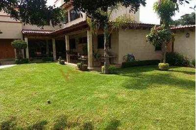 Hermosa Casa Estilo Mexicano Contemporáneo De Una Planta, Jurica, Querétaro!