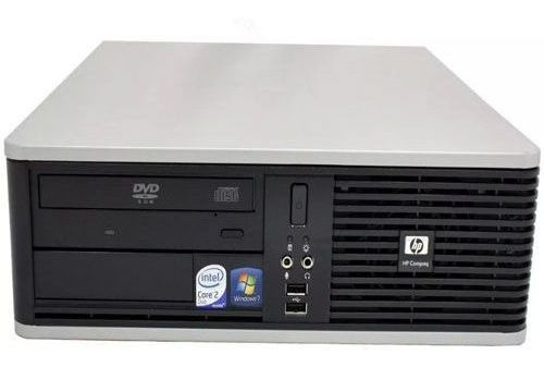Computador Hp Compaq Dc5800 Core 2 Dua 4gb Ram E Hd 160gb