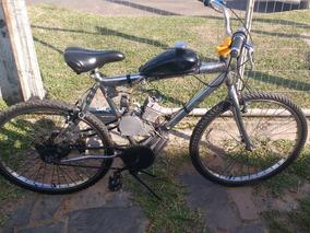 Bicicleta Motorizada Em Otimo Estado