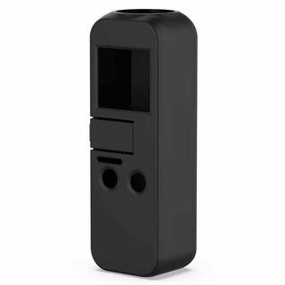 Capa Case De Silicone Para Osmo Dji Pocket + Fr. R$15,00