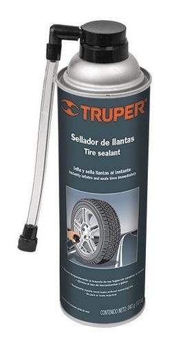 Sellador De Llantas 450ml Carro Moto Truper