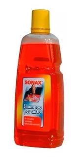 Sonax Car Wash Shampoo Concentrado Neutro Limpia 1litro