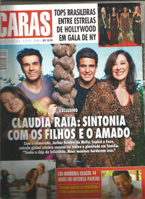 Revista Caras 1071-2014 - Xuxa - Claudia Raia - Karina Bacch