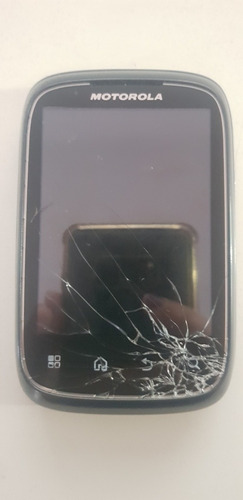 Celular Motorola Spice Sucata P/peças Ref:cl81