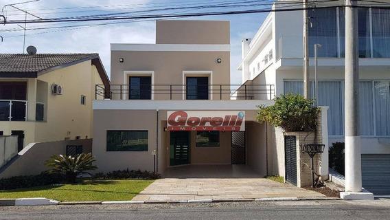 Casa Com 4 Dormitórios À Venda, 220 M² Por R$ 930.000,00 - Condomínio Arujazinho Iv - Arujá/sp - Ca1440