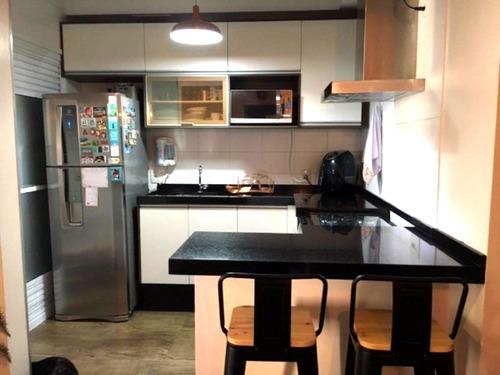 Imagem 1 de 30 de Rrcod3601- Apartamento Condomínio Parque Barueri - 73 Mts 2 Dorms 1 Vaga - Excelente Localização Em Frente Ao Parque Municipal - Rr3601 - 69547013